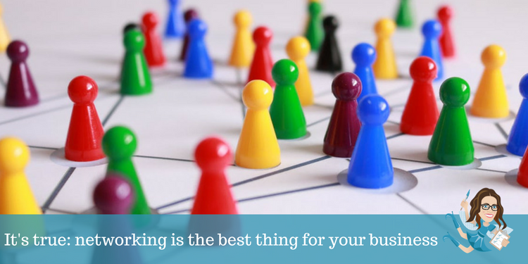 It's true: networking is the best thing for your business