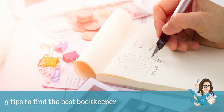 9 tips to find the best bookkeeper